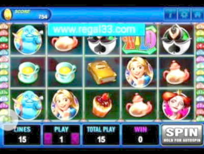 245 FREE Spins at Party Casino