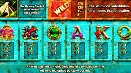 60 Trial Spins at Energy Casino