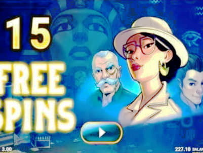 285 spins saor in aisce ag William Hill Casino