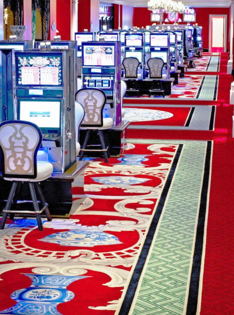 665% Match at a casino at Slots Billion Casino