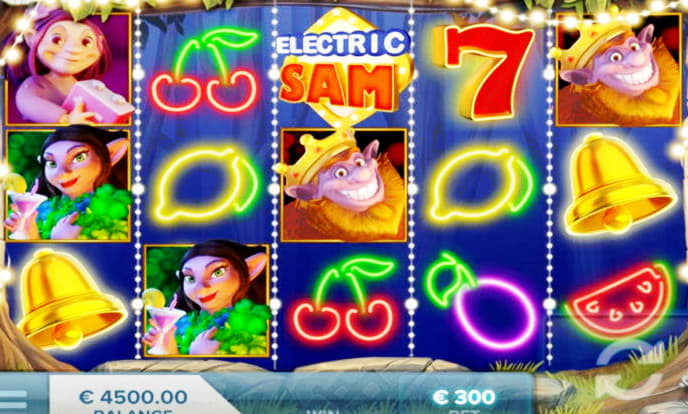 44 free spins at Party Casino