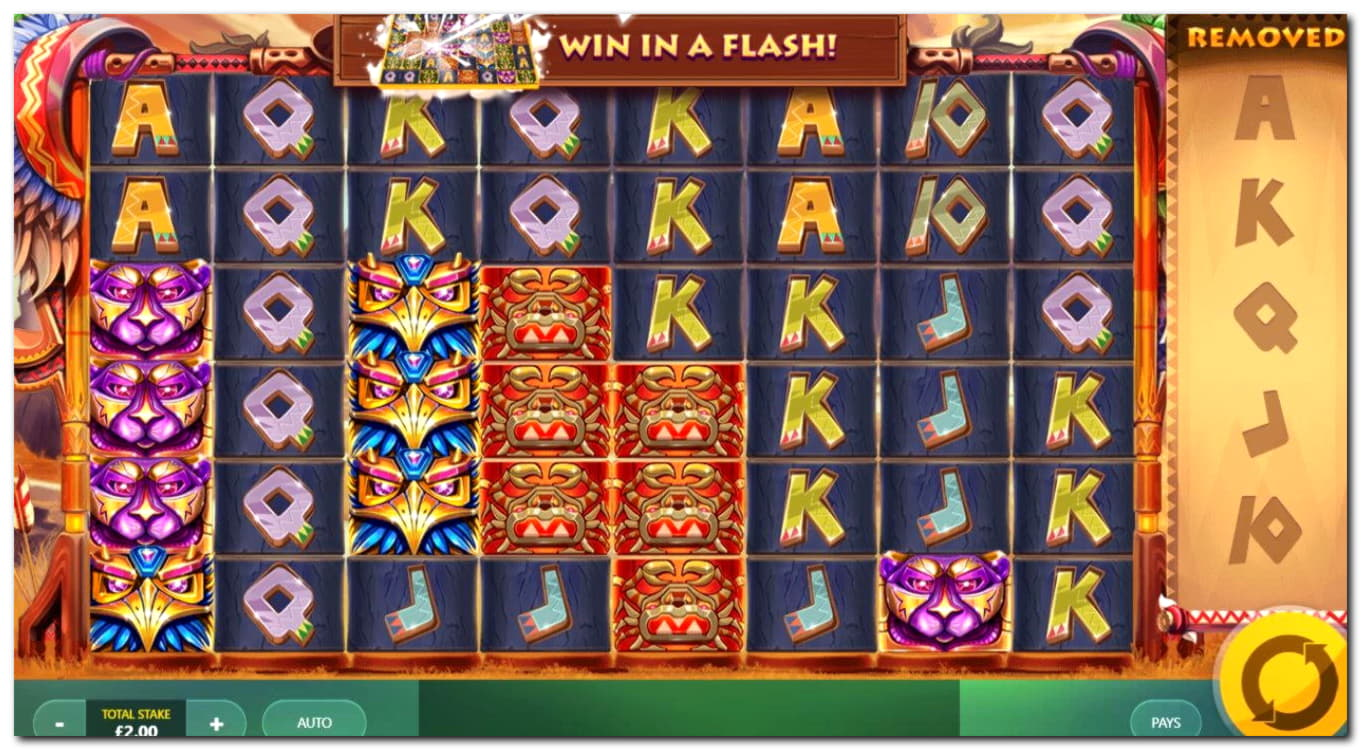 45 FREE Spins at Rizk Casino