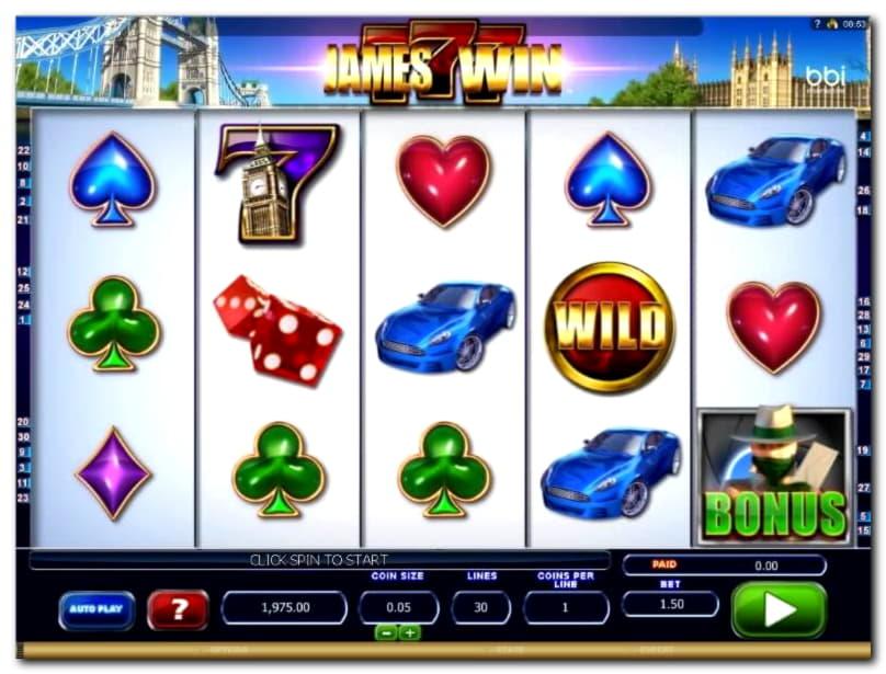 €4105 no deposit bonus at Casino Luck