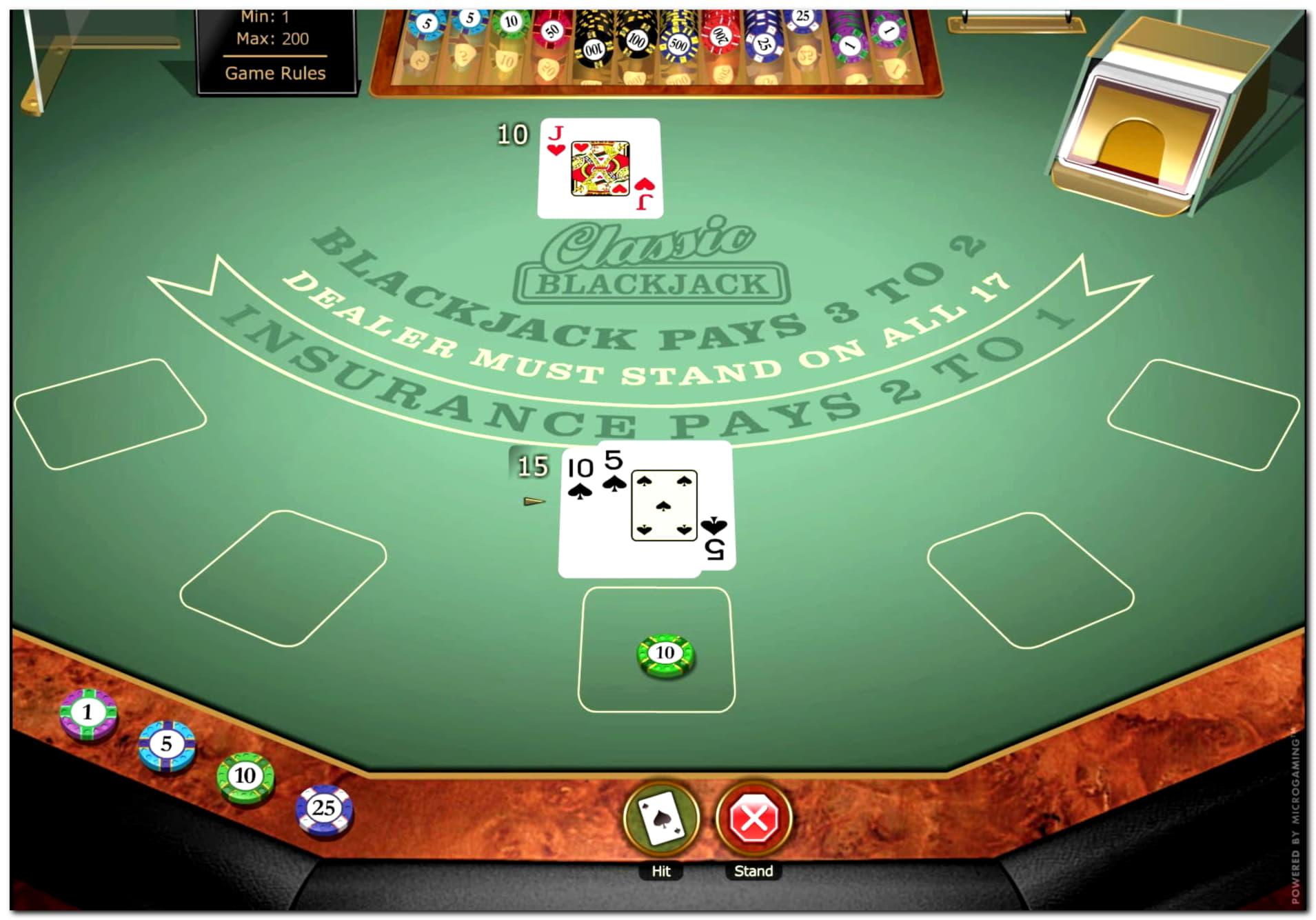10 Free Spins Casino at Casino com