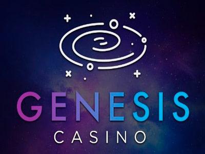 Schermafbeelding van Genesis Casino