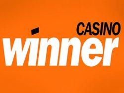 750% Match bonus at Winner Casino